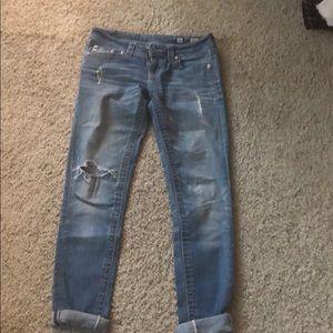 Miss Me jeans. Size 26